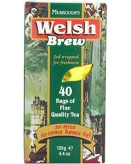Welsh Brew 40ct Bags - Sold Out
