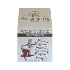 Copper Kettle Bakery Chocolate Chip Welsh Cake Mix -  431g
