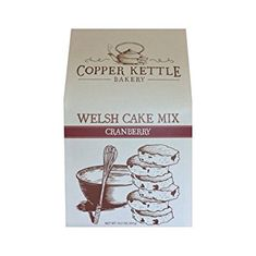 Copper Kettle Bakery Cranberry Welsh Cake Mix - 431g