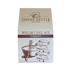 Copper Kettle Bakery Currant Welsh Cake Mix - 431g