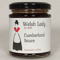Welsh Lady Cumberland Sauce - 227g - 3 In Stock