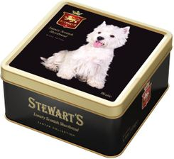 Stewart's  Westie Shortbread Tin - 125g - Sold out