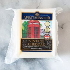 Westminster Vintage Cheddar - Sold Out