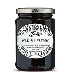 Tiptree Wild Blueberry Conserve - 340g - 5 In Stock