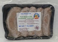 William's Pork Bangers with Lincolnshire Seasoning - 5pk - Sold Out