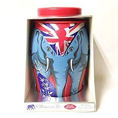 Williamson English Breakfast Britannia Tea Caddy  - 40ct Bags - 3 In Stock