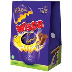 Cadbury Wispa Large Egg - 224g