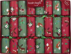 Woodland Friends Crackers - 8 pack  - Sold Out