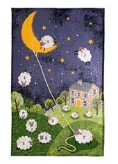 Wooly Way Cotton Tea Towel - Sold Out