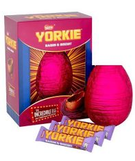 Yorkie Biscuit & Raisin Incredible Egg - 522g - Sold Out 2020