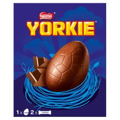 Yorkie Large Egg - 272g - 3 In Stock