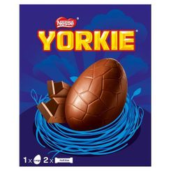 Yorkie Large Egg - 272g - 2 In Stock