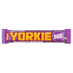 Yorkie Raisin & Biscuit Duo - 66g - Out of Stock