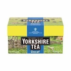Yorkshire Decaf - 40ct Bags