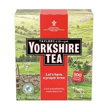 Yorkshire Red - 100ct - Sold Out
