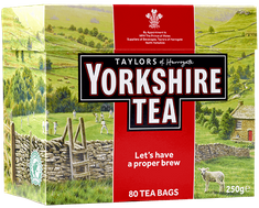 Yorkshire Red - 80ct Bags
