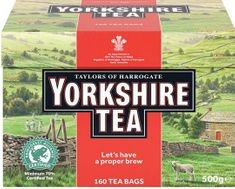 Yorkshire Red - 160ct Bags - Sold Out