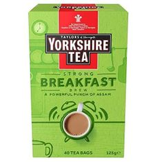 Yorkshire Strong Breakfast - 40ct