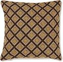 Kuba Cloth Diamond Pillow