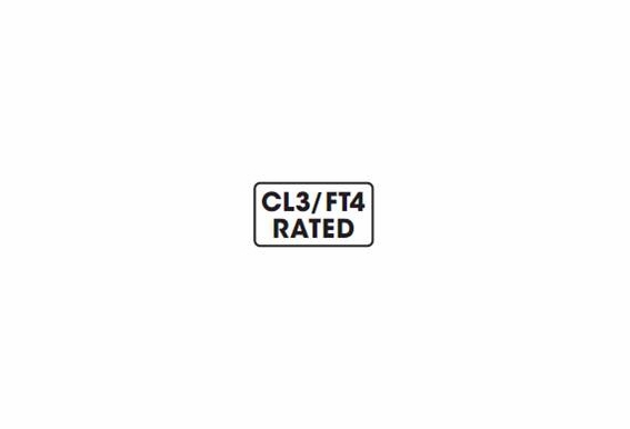 12 Gauge 2-Conductor Oxygen Free Burial Rated In Wall Speaker Cable CL3 (50ft - 250ft)
