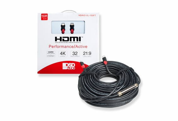 150ft Performance Series Active High Speed 4K HDMI Cable