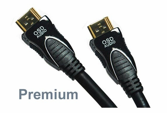 30ft Premium High Speed HDMI® Cable with Ethernet