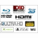 3ft Performance Series High Speed 4K HDMI Cable