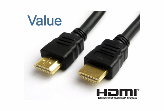 6ft High Speed HDMI® Cable with Ethernet