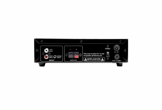 """75W Compact Subwoofer Amplifier with 8"""" 150W In-Wall Home Theater Subwoofer Package"""
