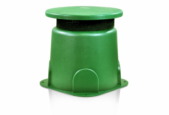 "8"" Outdoor Omni In-Ground Subwoofer - Green"