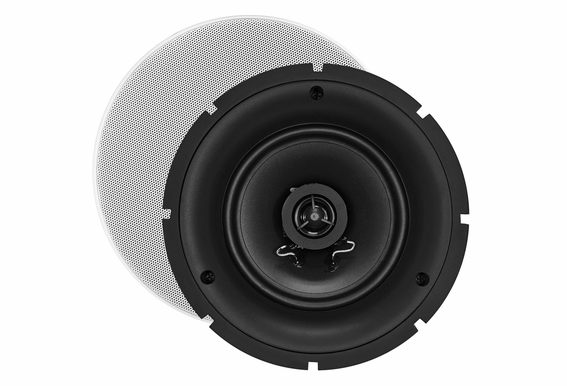 "ACE500 5.25"" Trimless, Thin Bezel Ceiling Speaker Pair - B Stock"