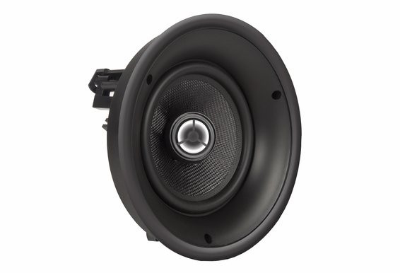 "ACE840 8"" Trimless Thin Bezel High Definition Ceiling Speaker Pair"