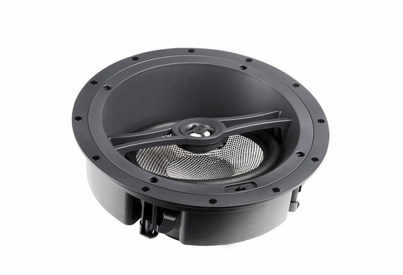 "ACE870 Angled Trimless LCR In-Ceiling Speaker 8"" Carbon Fiber Woofer, Dolby Atmos® Ready (Single)"