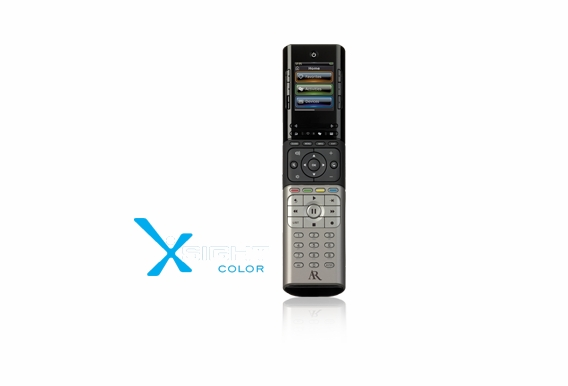 Acoustic Research Xsight Color Advanced Universal Remote
