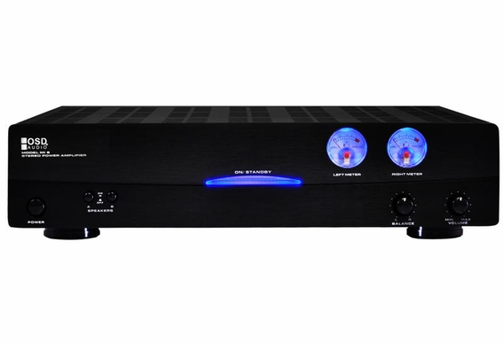AMP200 Dual-Source High-Current 2-Channel Power Amplifier - B Stock