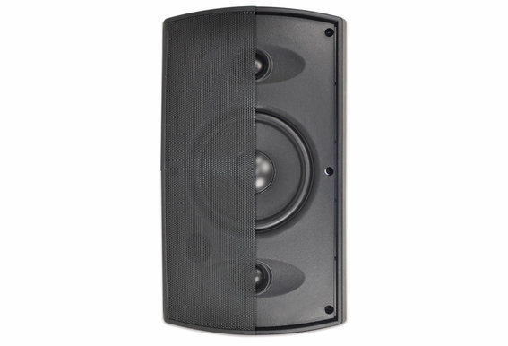 """AP650TT 6.5"""" Dual Voice Coil/Dual Tweeter Indoor/Outdoor Stereo Patio Speaker Switchable 8/16 ohms"""