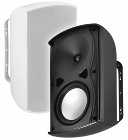 Ap670 Performance Architectural Composite Resin Low Resonator Cabinet Outdoor Patio Speaker 2 Way 6 5