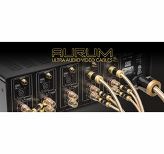 Aurum Ultra Audio Video Cables