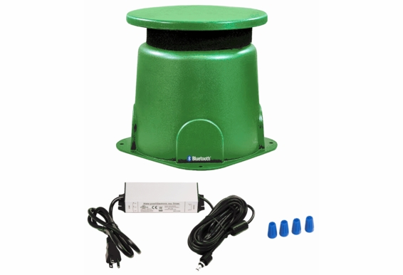 BOM4.1 Active Outdoor Omni Subwoofer 100W Power Bluetooth® Source IP67 Waterproof Power Supply