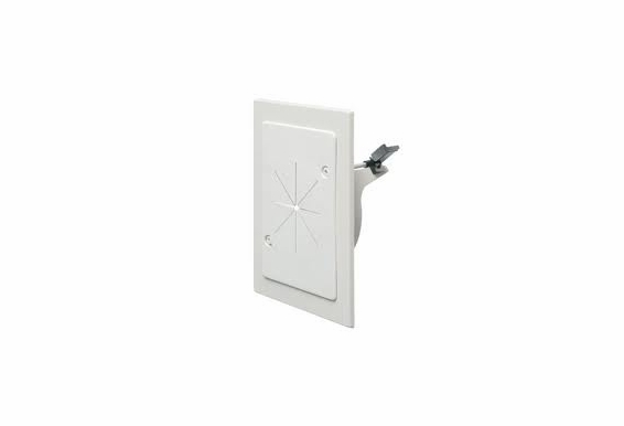 CE1RP Larger Cable Entry Bracket w/ Slotted Cover