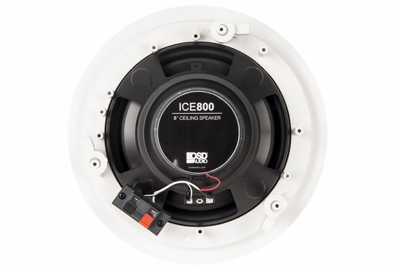 "Ceiling Speaker 2-Way 8"" Contract Series Pair ICE800"
