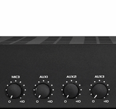 Commercial 70V Amplifiers