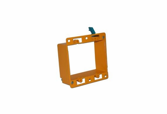 Double Gang Mounting Box Low Voltage Only