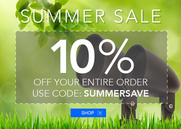 Summer 10% off your order1