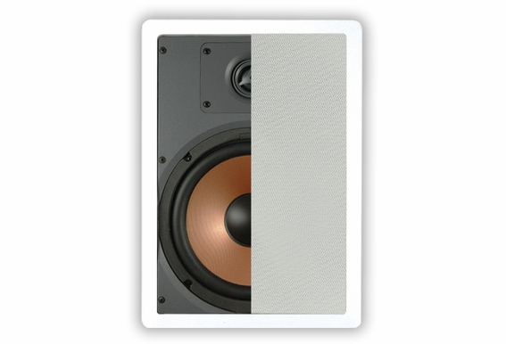 "In Wall Speakers 8"" High Fidelity OSD IW840 Pair"