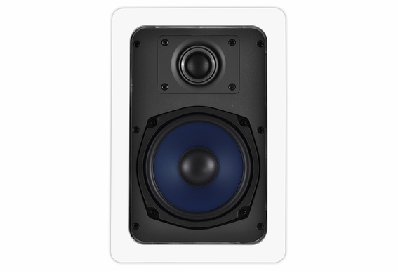 "In Wall Speakers IW530 5.25"" 100W Pair OSD Audio"
