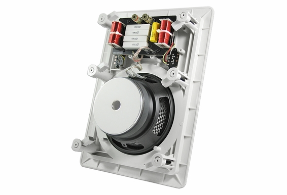 In-Wall Speakers OSD-MKW-850 with Kevlar® Woofers