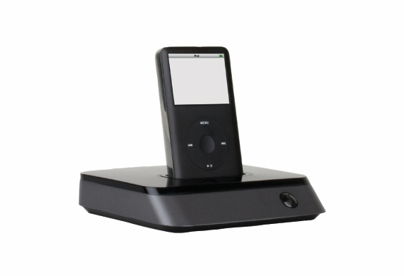 iPort FS-23 Free-Standing Digital Media System with On-Screen Navigation
