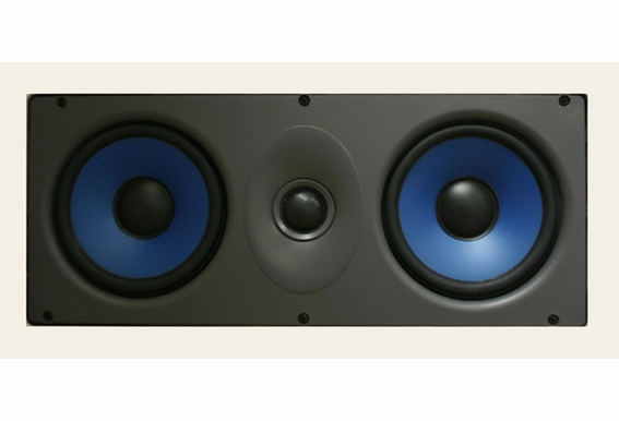 """IW525 Dual 5.25"""" In Wall Center Channel LCR Speaker - B Stock (no grill)"""