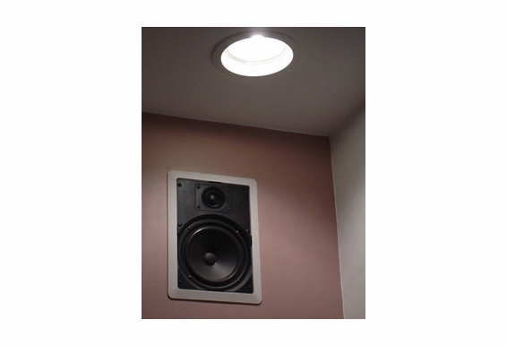 "IW800 8""  In Wall Speaker 120W Pair OSD Audio"